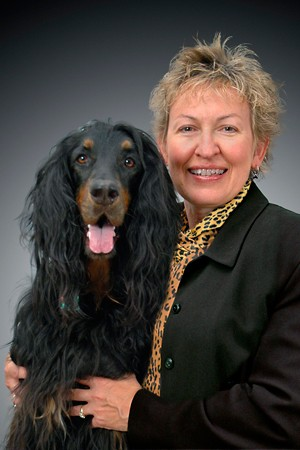 Rebecca Johnson and her team determined that older adults who also are pet owners benefit from the bonds they form with their canine companions.
