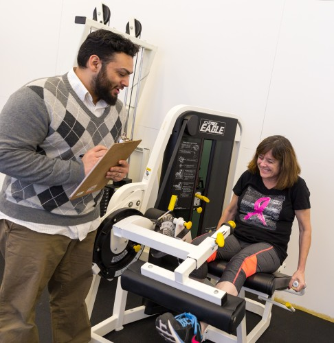 Newswise: Exercise to Keep MS Patients Active, Therapy May Help, Too