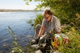 Microbes Take Center Stage in Workings of 'the River's Liver'
