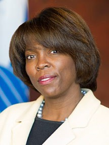 Ertharin Cousin is the 12th Executive Director of the United Nations World Food Programme (WFP). Cousin brings more than 25 years of national and international nonprofit, government, and corporate leadership experience focusing on hunger, food, and resilience strategies. -