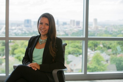 Newswise: University of Utah Law Student Charts Impressive Path of Public Service on Journey to Graduation
