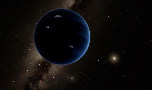 Newswise: Planet Nine: A World That Shouldn't Exist