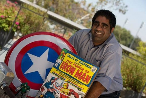 Newswise: UCR Expert Available to Speak About the Science Behind Captain America: Civil War