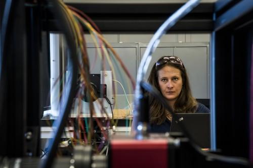 Researchers Gear