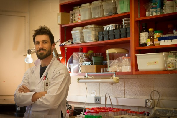 Vadim Aksenov, Post-doctoral Fellow, Deparment of Biology, McMaster University