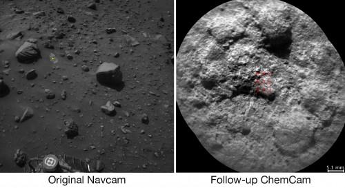Mars Rover's