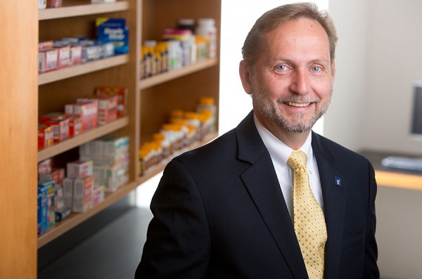 Karl Fiebelkorn is the senior associate dean for student, professional and community affairs at the University at Buffalo School of Pharmacy and Pharmaceutical Sciences.