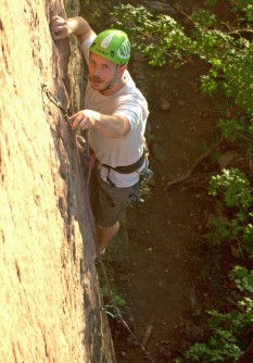 Newswise: Theoretical Climbing Rope Could Brake Falls
