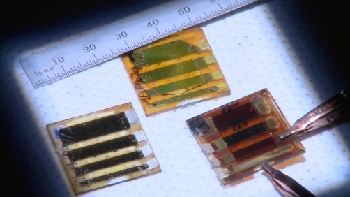 Newswise: Flipping Crystals Improves Solar-Cell Performance