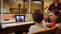 Newswise: New Study of Toddlers Sheds Light on Value of FaceTime Video Chat as Meaningful Interaction