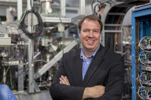 Newswise: Jens Dilling Named Associate Laboratory Director for Physical Sciences at TRIUMF