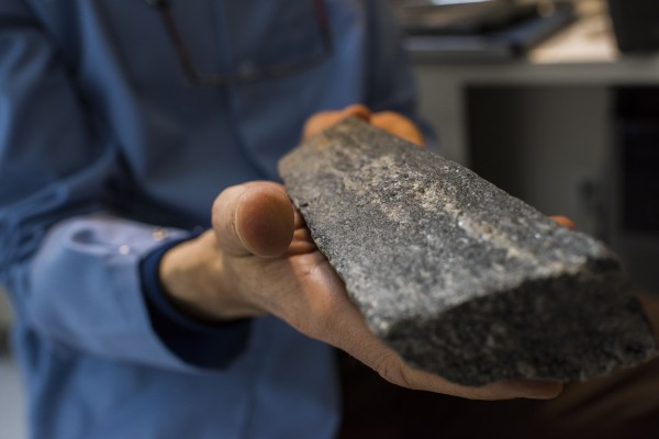 Samples of the world's oldest precisely dated rock