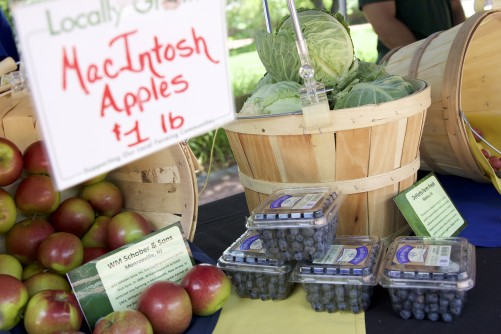 Newswise: 'Preserved Farmland': The New Buzzword in Produce Marketing