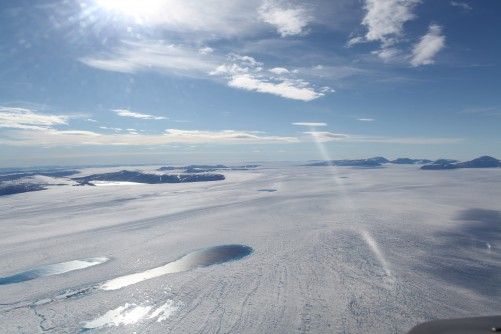 Newswise: Greenland Ice Is Melting 7 Percent Faster Than Previously Thought
