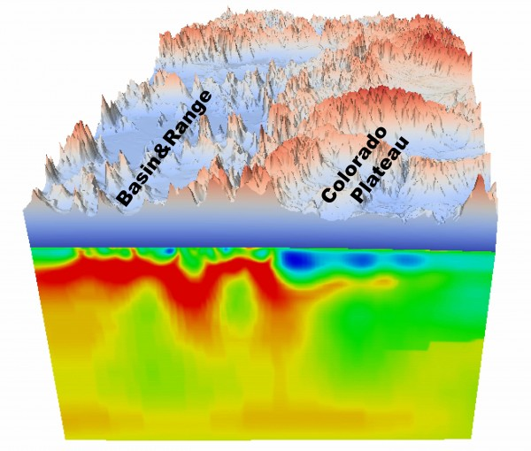 Geodynamic modelling relies on knowing the 'viscosity' or resistance to changing shape of the Earth's outer layers.
