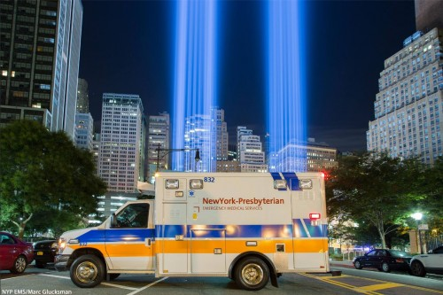 Newswise: NewYork-Presbyterian Reflects on the 15 Year Anniversary of the September 11th Attacks