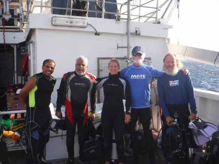 Newswise: Little-Studied Coral Reefs of Saudi Arabia Explored with Launch of Extensive Survey