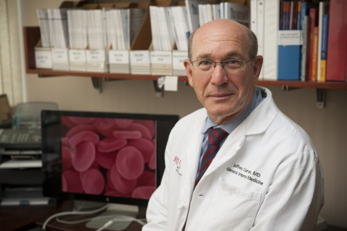 Newswise: Rutgers Study to Establish Blood Transfusion Standards for Heart Attack Patients