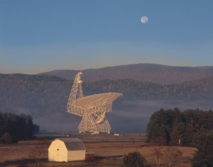 Newswise: Astronomers Celebrate Inauguration of Green Bank Observatory