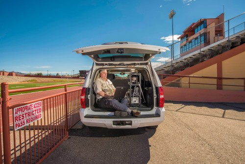 Newswise: Radiation Security Team From Sandia Works Behind the Scenes at Events to Protect Public