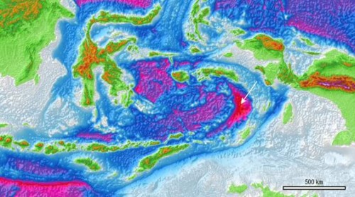 Newswise: Researchers Find Biggest Exposed Fault on Earth