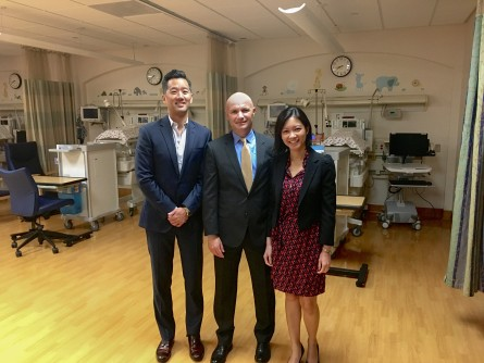 Newswise: Providence Saint John's and Children's Hospital Los Angeles Medical Group to Provide the Highest Level Care for Fragile Newborns