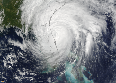 Newswise: More Frequent Hurricanes Not Necessarily Stronger on Atlantic Coast
