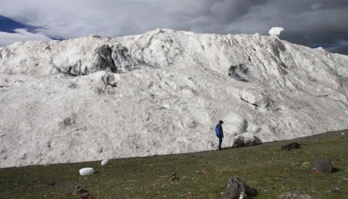 Newswise: Researchers: Climate Change Likely Caused Deadly 2016 Avalanche in Tibet