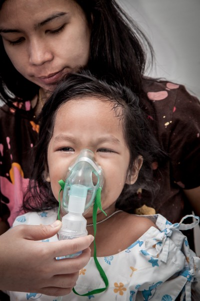 Children with asthma 51 percent more likely to become obese over next decade.