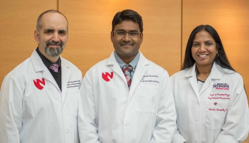 Newswise: UNMC Research Team Discovers Novel Pharmaceutic Action for HIV/AIDS