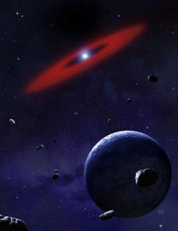 Newswise: Dwarf Star 200 Light Years Away Contains Life's Building Blocks