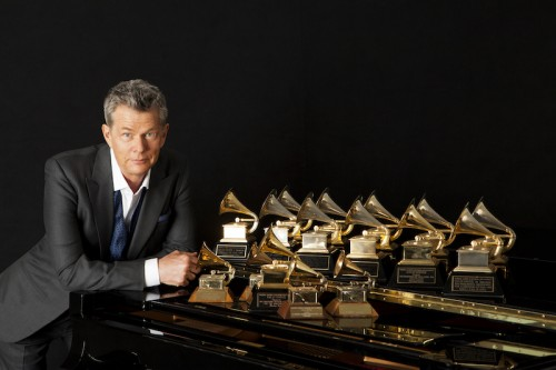 Newswise: David Foster – Producer, Composer, Humanitarian – Announced as 2017 IDEA Recipient