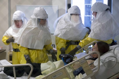 Newswise: Ebola Grant Expanded From $12 Million to $24 Million