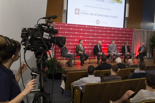 Newswise: IU School of Global and International Studies Convening America's Role in the World Conference