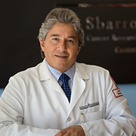 Dr. Antonio Giordano, President of the Sbarro Health Research Organization at Temple University.