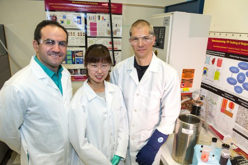 Newswise: Groundbreaking Technology Successfully Rewarms Large-Scale Tissues Preserved at Very Low Temperatures