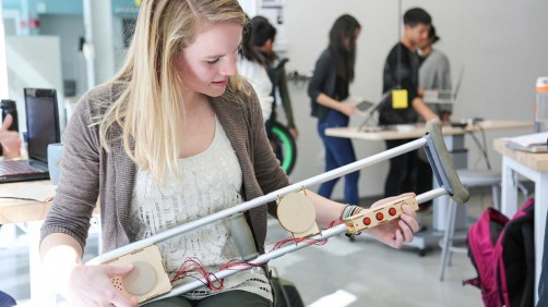 Newswise: Newly Launched Berkeley Certificate in Design Innovation Promotes Creativity, Collaboration at Cal