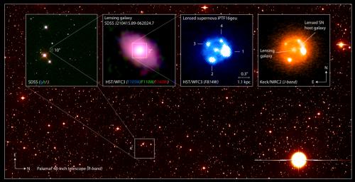 Rare Supernova