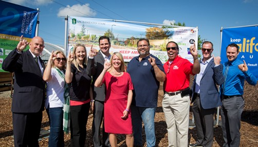 Newswise: Partnership with Keep America Beautiful Is First in Nation