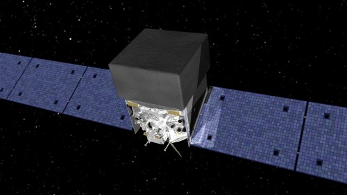 Fermi Satellite