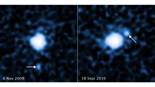 Hubble Spots