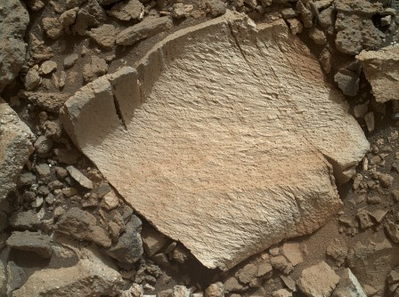 Newswise: Mars Rover Reveals Ancient Lake with Properties Common to Those on Earth