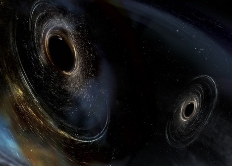 Newswise: LIGO Detects Gravitational Waves for Third Time