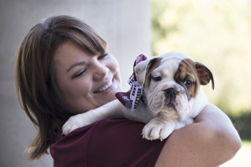 Newswise: University of Redlands Selects First Female Bulldog Mascot