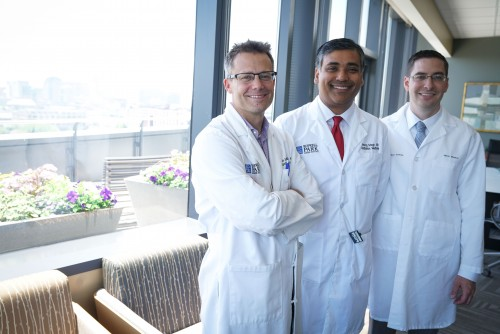 Newswise: Surgery and High-Dose SBRT Radiation Can Be Combined to Treat Kidney Cancer, Roswell Park Researchers Show