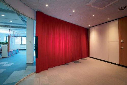 Newswise: Curtains for Privacy and Quiet