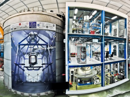 Newswise: SDSC's Comet is a Key Resource in New Global Dark Matter Experiment