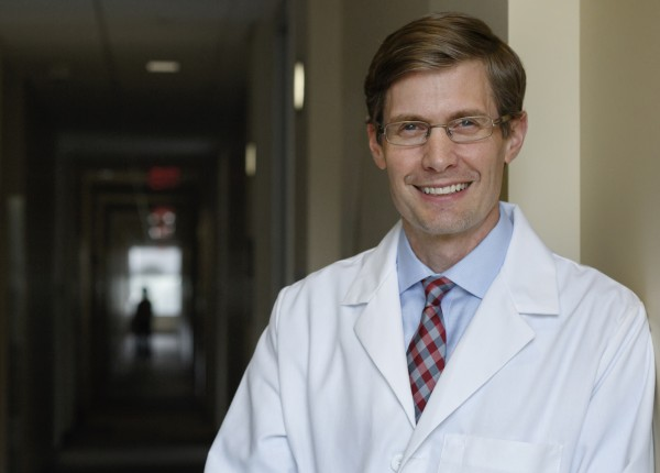 Eric Stecker, MD, MPH, is an associate professor of cardiology at Oregon Health & Science University's Knight Cardiovascular Institute in Portland, Ore.