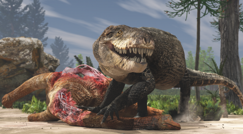 Newswise: Gigantic Crocodile with T. Rex Teeth Was a Top Land Predator of the Jurassic in Madagascar