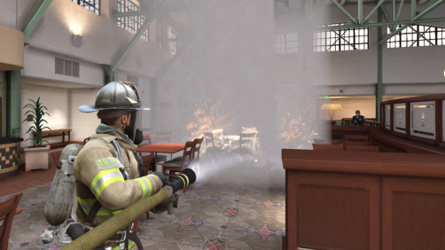 Newswise: The Cutting EDGE: New Virtual Training Prepares First Responders for Active Shooter Incidents